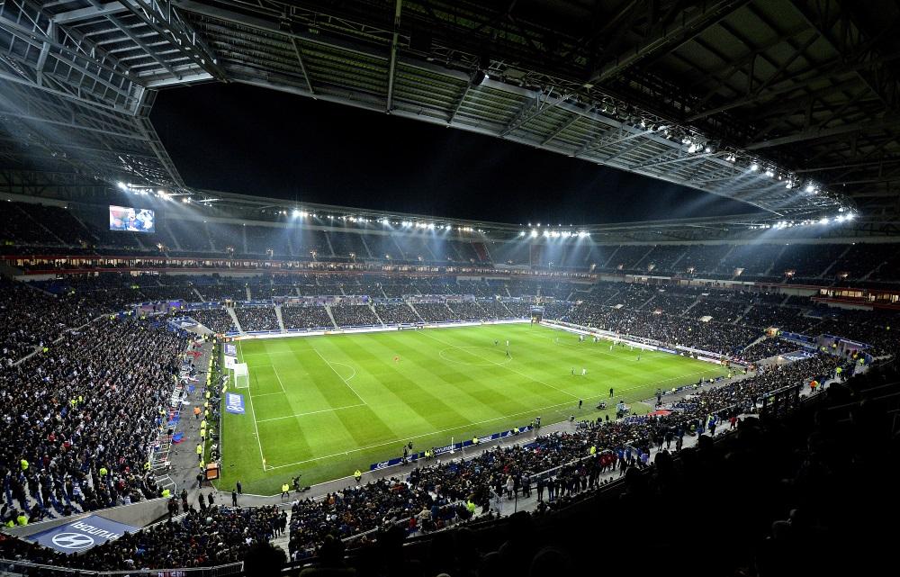 Groupama Stadium (foto: Twitter)